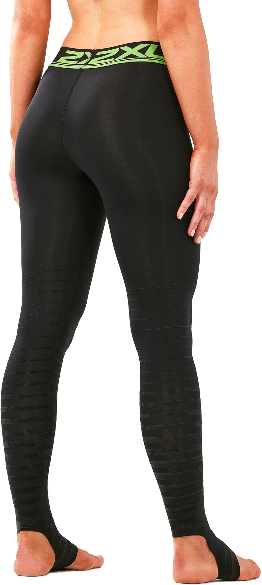 c91c3be392ddd3 ▷ 2XU Power Recovery Compression Tights Women black/nero online bei ...